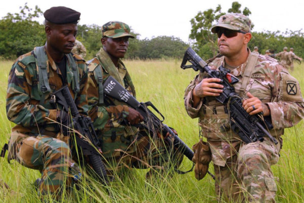 US Security Engagement in Africa
