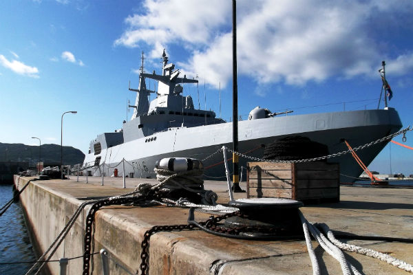 Navies versus Coast Guards: Defining the Roles of African Maritime Security Forces
