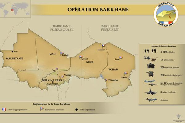 Barkhane. Photo: defense.gouv
