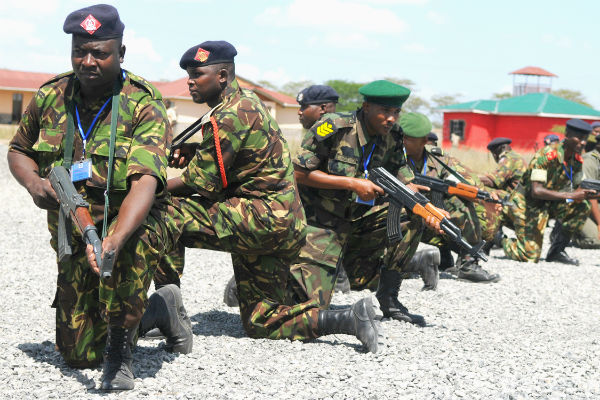 Optimizing Africa's Security Force Structures