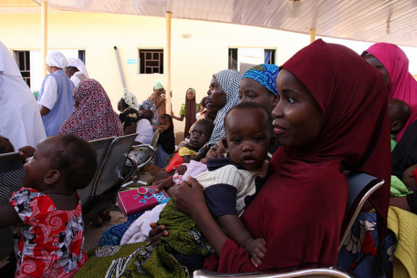 Left with nothing: Boko Haram's displaced ©EU/ECHO/Isabel Coello