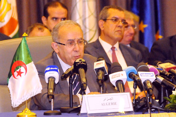 Regional Security Cooperation in the Maghreb and Sahel Algerias Pivotal Ambivalence