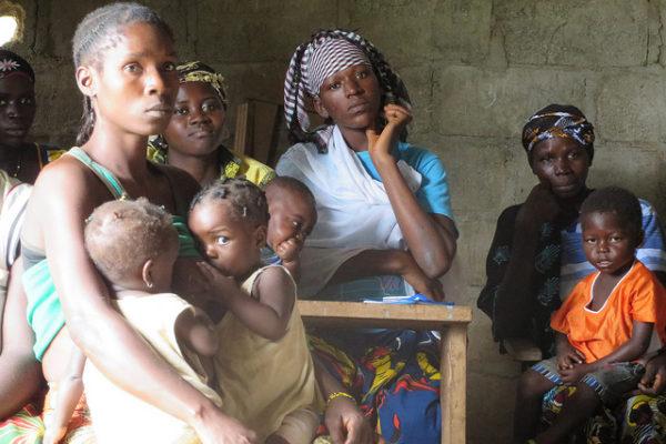 Partnership for Transition in Côte d'Ivoire . ©EC/ECHO/Anouk Delafortrie