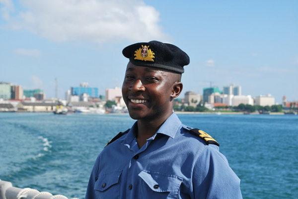 APS Staff Spotlight: Captain Philip Mulumba, Kenya Navy