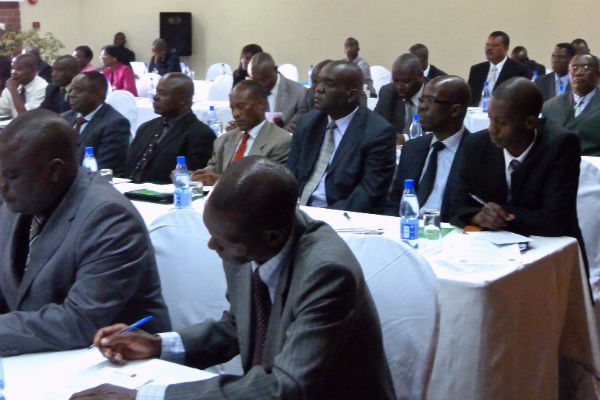 Malawi National Security Strategy symposium 600x400