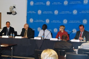 South Sudan round table
