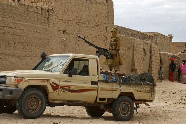 Ansar al-Din - Islamists in control of Timbuktu say they are backing out of their previous pledge to end hostilities.
