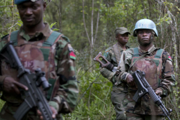 Enhancing US Support for Peace Operations in Africa