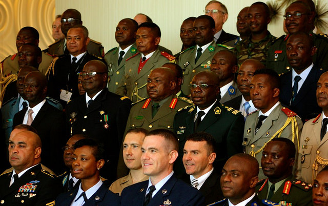 Africa Military Education Inaugural Workshop - October, 2015