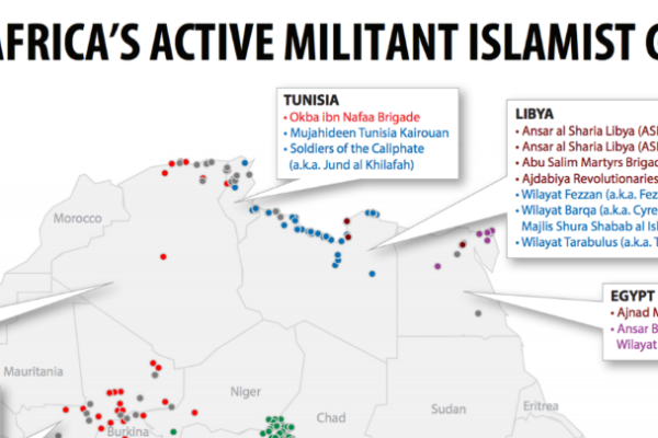 Africa's militant Islamist groups