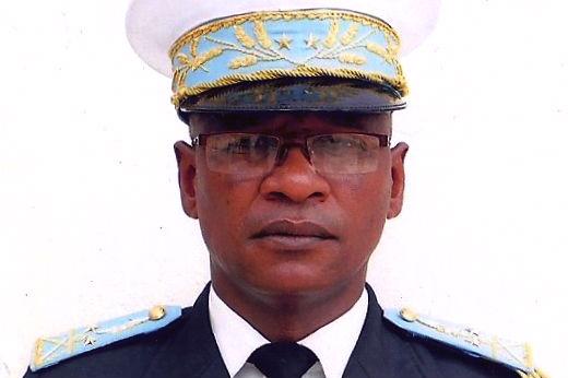 Air Brigadier General Alex Patrick Andriamahazoarivo, Madagascar