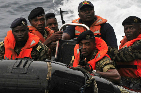 Combating Piracy in the Gulf of Guinea