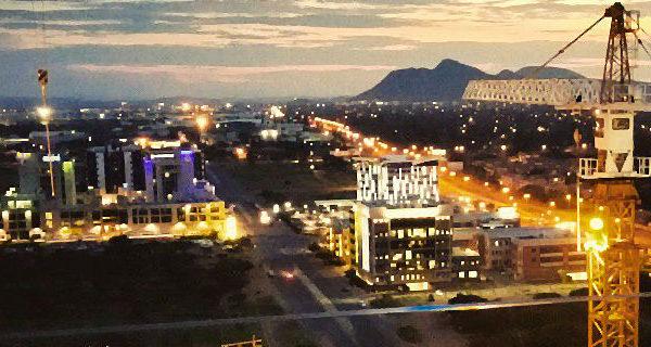 Gaborone. (Photo: Aquila.)
