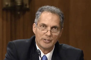 Joseph Siegle Senate Hearing 300x200