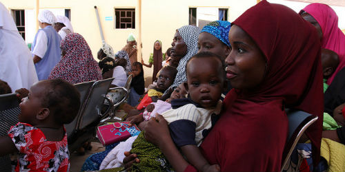 Left with nothing: Boko Haram's displaced