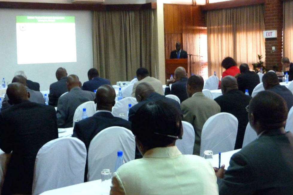National Security Strategy symposium in Malawi