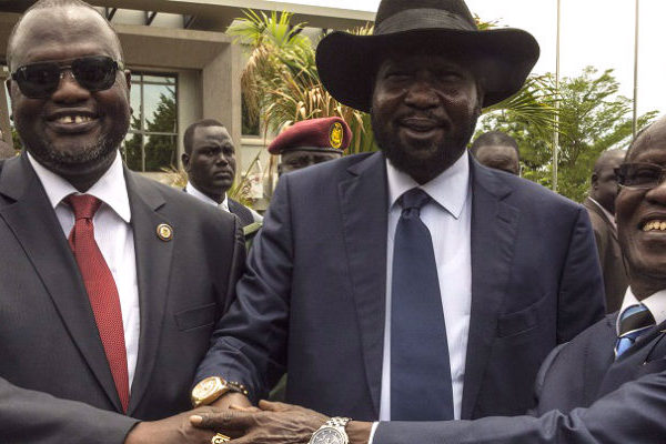 The Situation in South Sudan: A Conversation with Dr. Luka Biong Deng