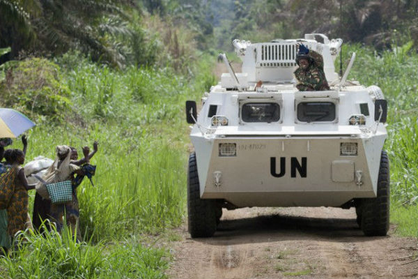 Creating Sustainable Peacekeeping Capability in Africa