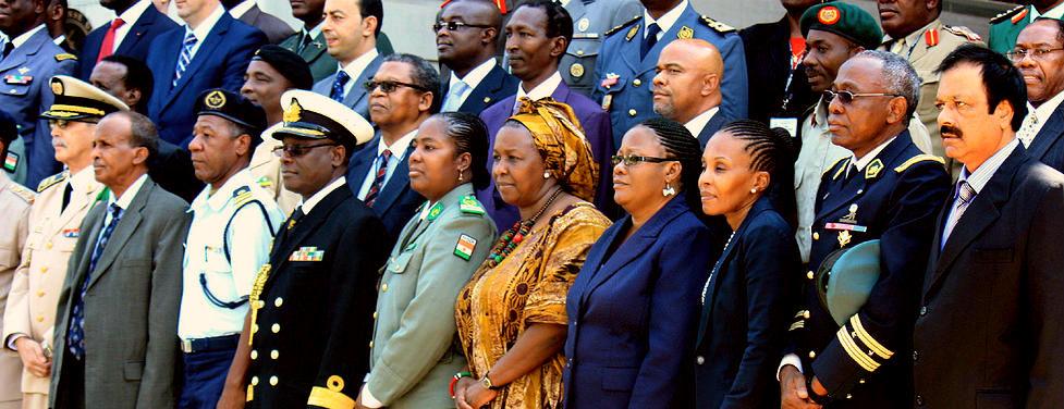 Africa Center Senior Leaders Seminar, June 2014 - Washington, D.C.