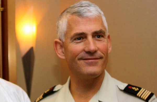 Colonel Loic Mizon