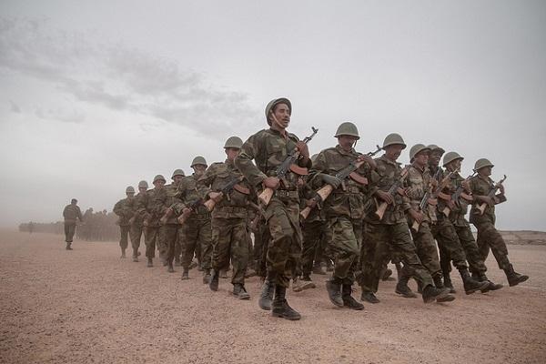Polisario Army - Photo: Flickr - Eneas De Troya