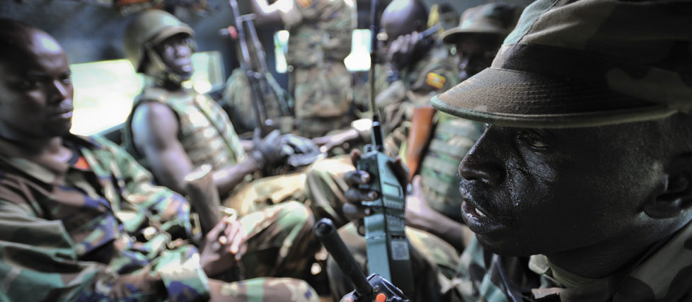 Ugandan contingent of AMISOM