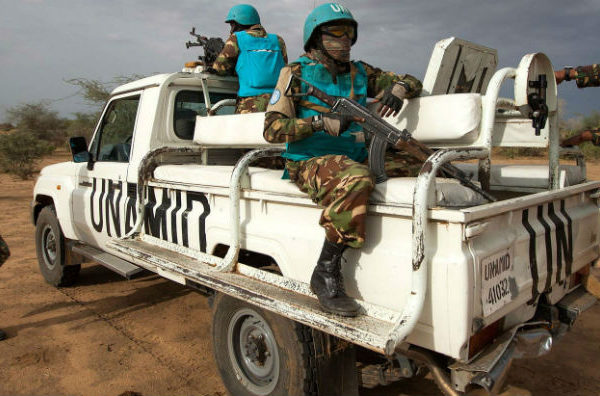 Africa and peacekeeping