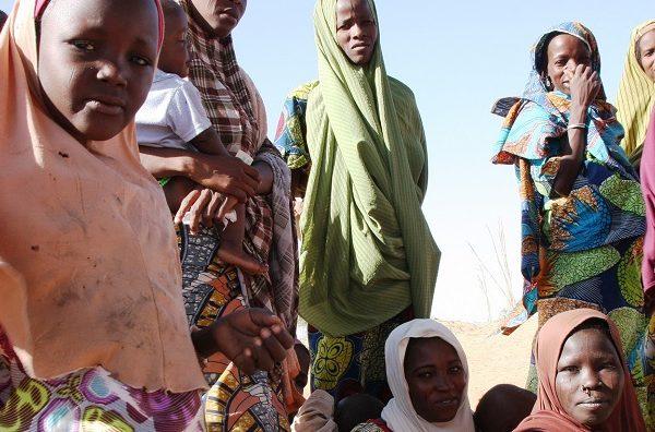 Nigerian refugees in Gagamari camp, Diffa region, Niger . ©EC/ECHO/Anouk Delafortrie