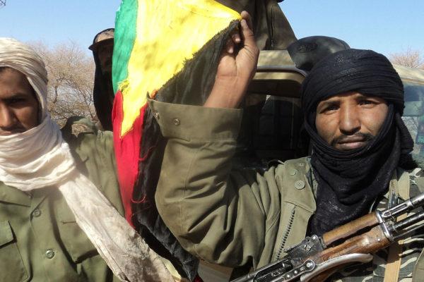 Mali Tuaregs wide