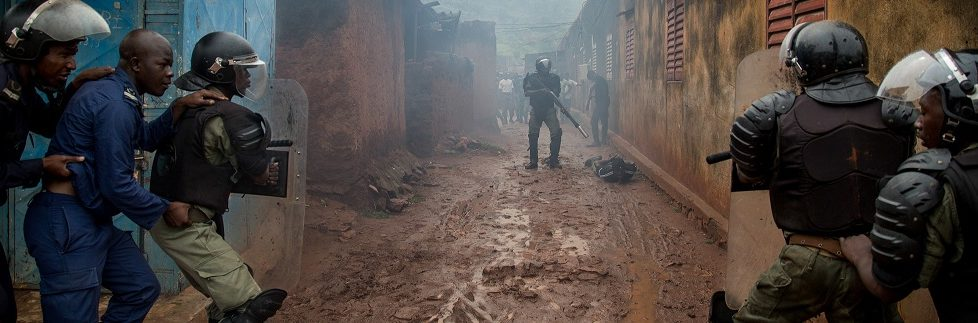 MINUSMA Conducts Training for Mali's National Guard . UN Photo/Marco Dormino