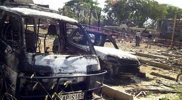 terrorist attack Mombassa