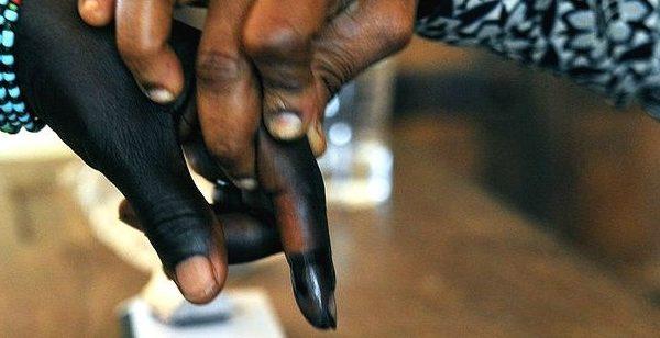 voting Africa