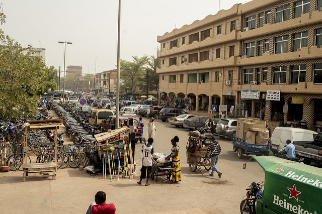 Burkina Faso, Ouagadougou. Photo: Göran Höglund