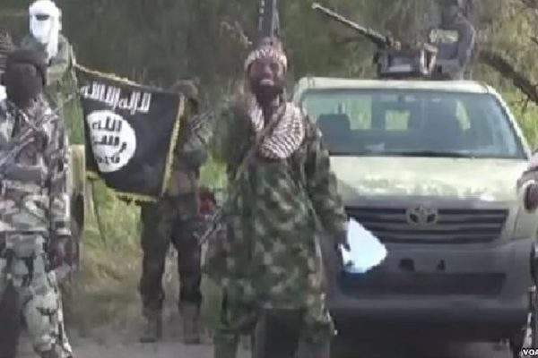 Abubakar Shekau. Photo: VOA