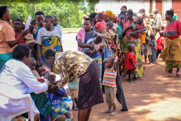 Over 12,000 Burundians have fled to Rwanda and the Democratic Republic of Congo since March.