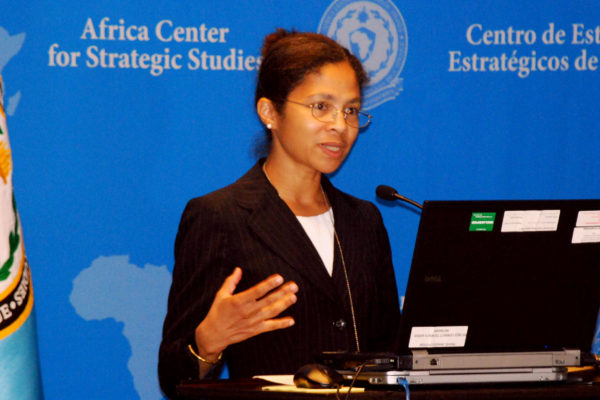 Dr. Dorina Bekoe, Associate Professor, Conflict Prevention, Mitigation, and Resolution
