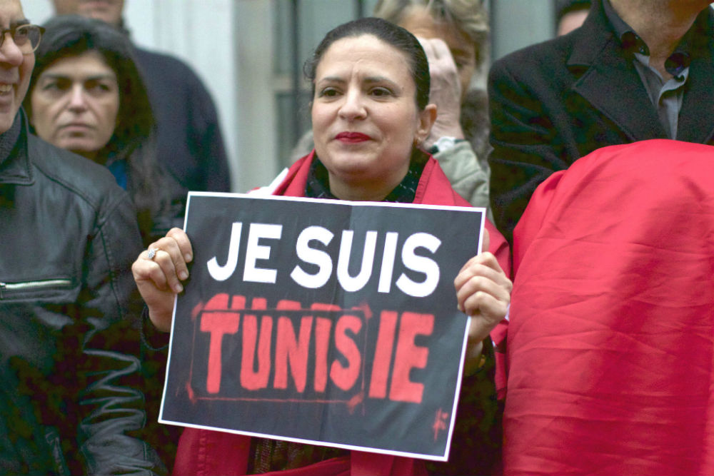 Je Suis Tunisie