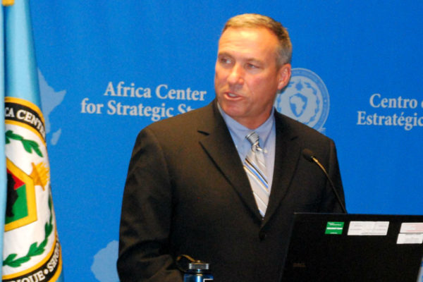 Daniel L. Hampton, Professor of Practice, Security Studies