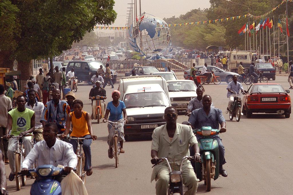 Place nations unies, Ouagadougou