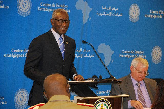 General Lamine Cissé