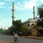 Mosque in Bahir Dar. Photo: Ondřej Žváček