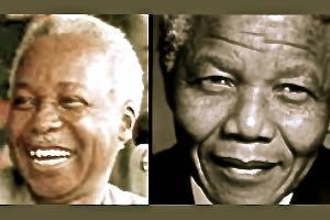 Julius Nyerere and Nelson Mandela