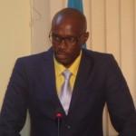 Burundi Senate President Révérien Ndikuriyo