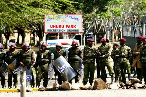 Uhuru Park. Photo: demosh