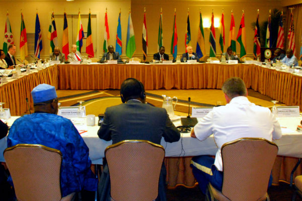 2014 African Executive Dialogue