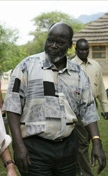 Dr. John Garang
