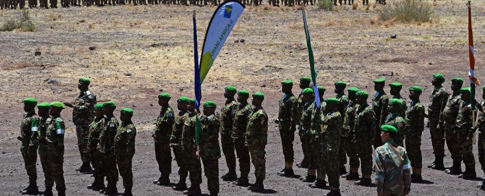 Amani Africa II (Photo: GCIS)