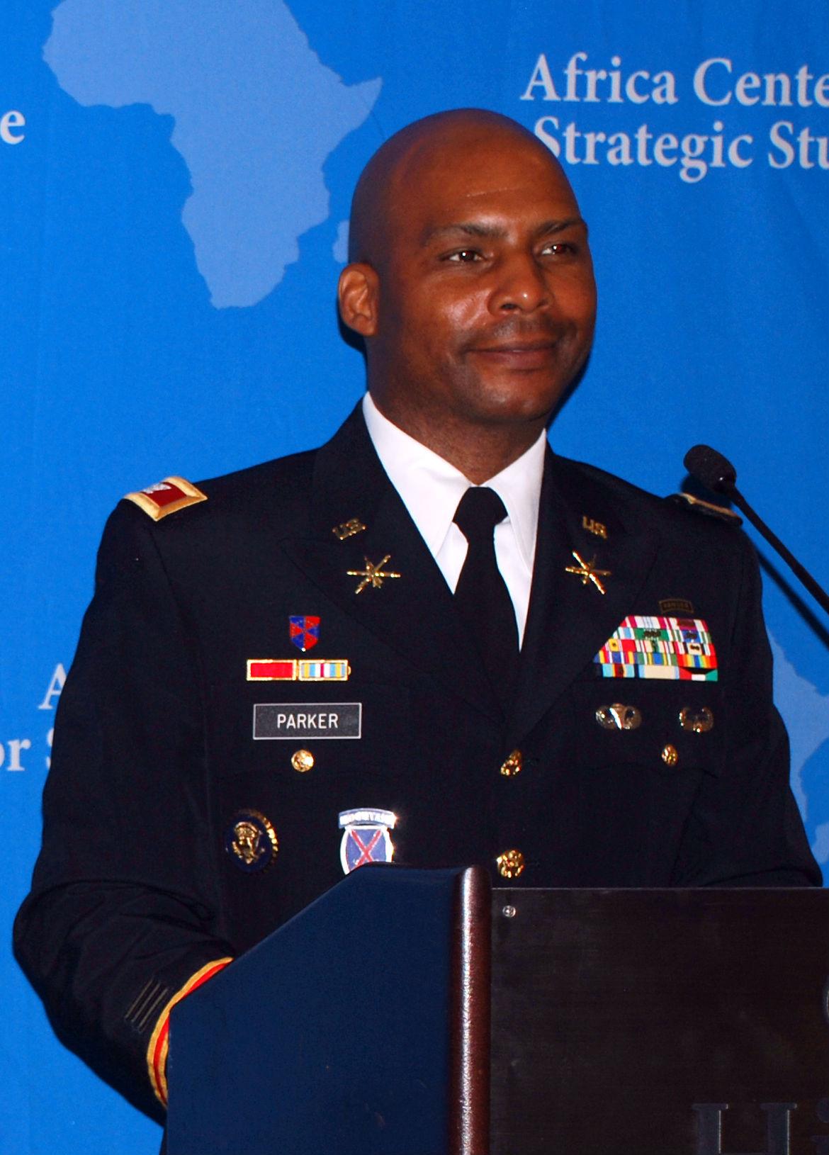 Col. Steven Parker