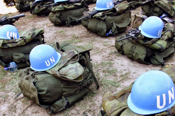 The Evolution of African Peacekeeping