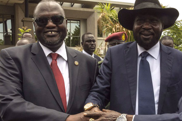 The Situation in South Sudan: A Con­versation with Dr. Luka Biong Deng